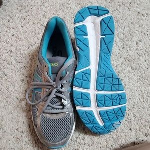 Asics Ortholite running shoes size 9.5